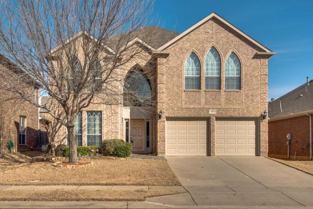 2805 Cedar Ridge Lane, Fort Worth, TX 76177 (MLS #13755127) :: The Marriott Group