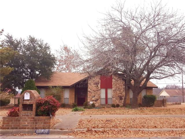 1502 Duet Drive, Dallas, TX 75241 (MLS #13755135) :: Keller Williams Realty