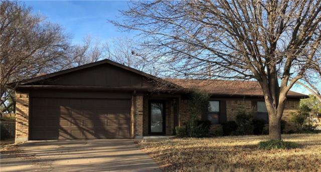 2601 Phelps Street, Stephenville, TX 76401 (MLS #13755187) :: Team Hodnett