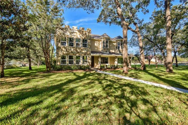 4504 Bowman Drive, Colleyville, TX 76034 (MLS #13755347) :: Frankie Arthur Real Estate