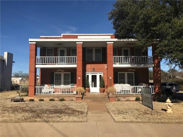 900 W Walker Street, Breckenridge, TX 76424 (MLS #13755477) :: Van Poole Properties Group