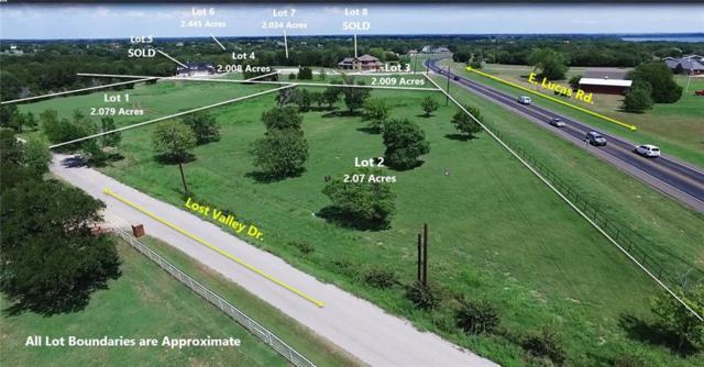 110 Lost Valley Drive, Lucas, TX 75002 (MLS #13755480) :: Frankie Arthur Real Estate