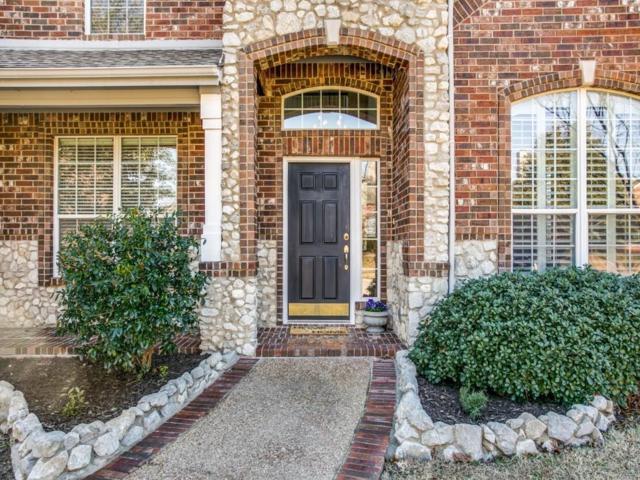 2099 Barret Drive, Frisco, TX 75033 (MLS #13755548) :: Keller Williams Realty