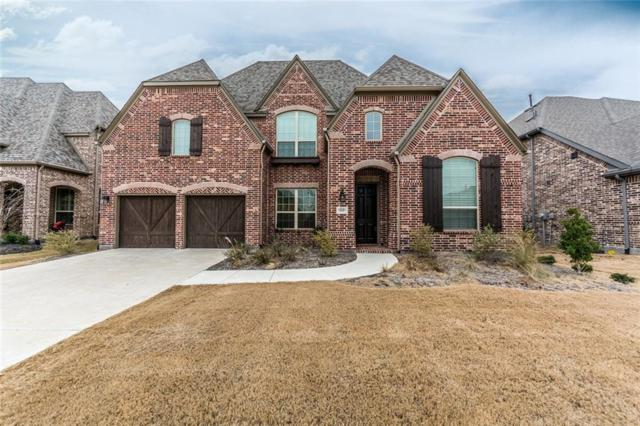 491 Evening Sun Drive, Prosper, TX 75078 (MLS #13755675) :: The Cheney Group