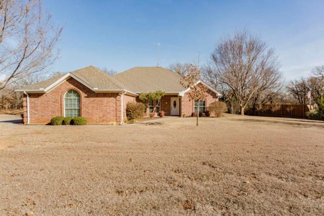 281 County Road 1170, Decatur, TX 76234 (MLS #13755847) :: Team Hodnett