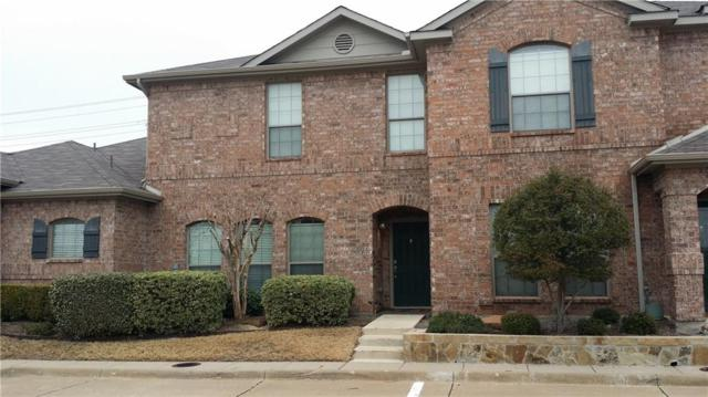 575 S Virginia Hills Drive #4004, Mckinney, TX 75070 (MLS #13755864) :: The Cheney Group