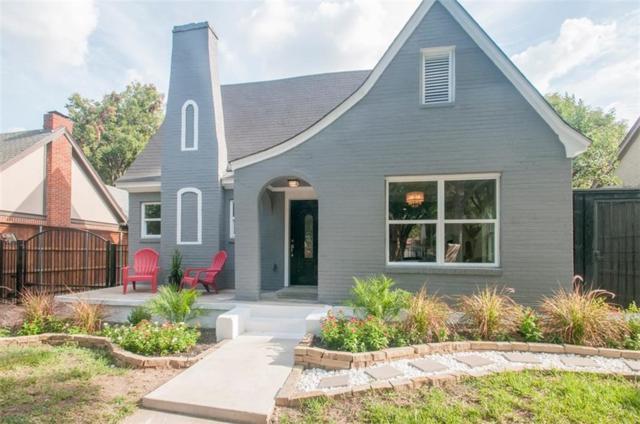910 Stewart Drive, Dallas, TX 75208 (MLS #13756036) :: Team Hodnett