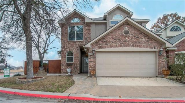 356 Arbor Court, Euless, TX 76039 (MLS #13756043) :: The Chad Smith Team