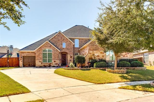 1308 Blue Sage Circle, Lantana, TX 76226 (MLS #13756103) :: Team Hodnett