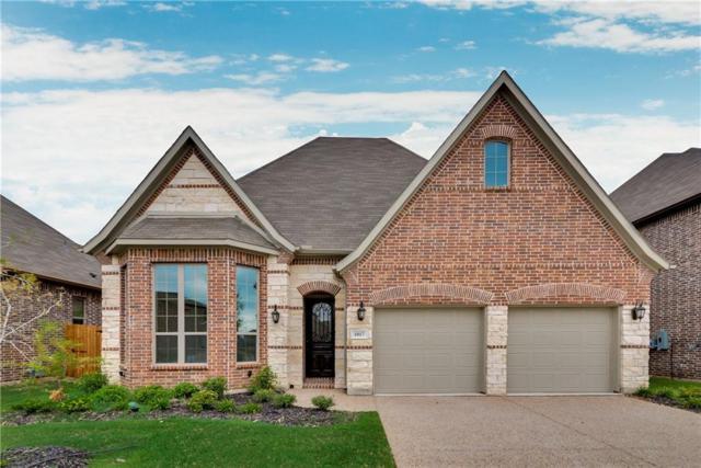 1017 Olivia Drive, Lewisville, TX 75067 (MLS #13756116) :: Team Hodnett