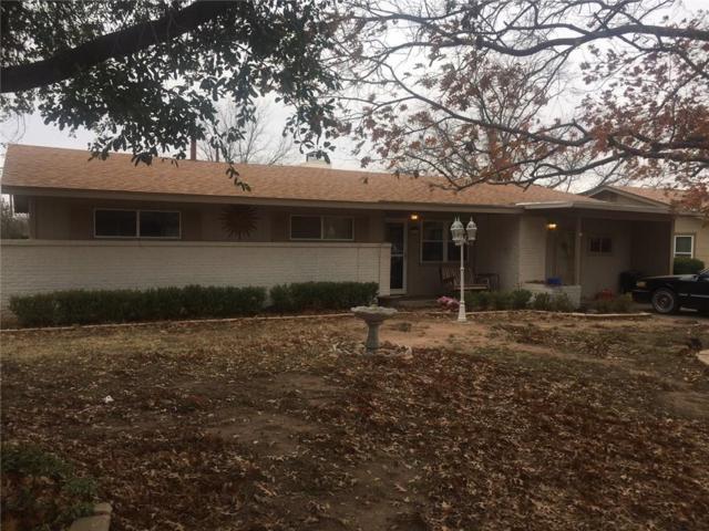2116 Cedar Crest Drive, Abilene, TX 79601 (MLS #13756128) :: Team Hodnett