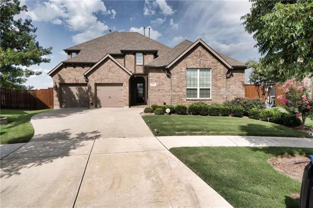 8394 Flintrock Drive, Frisco, TX 75034 (MLS #13756294) :: Keller Williams Realty