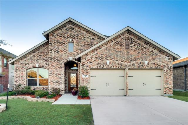 916 Goldenmist Drive, Little Elm, TX 75068 (MLS #13756319) :: The Cheney Group