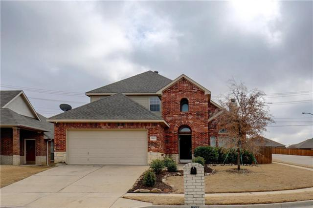 4013 Vista Greens Drive, Fort Worth, TX 76244 (MLS #13756330) :: The Holman Group