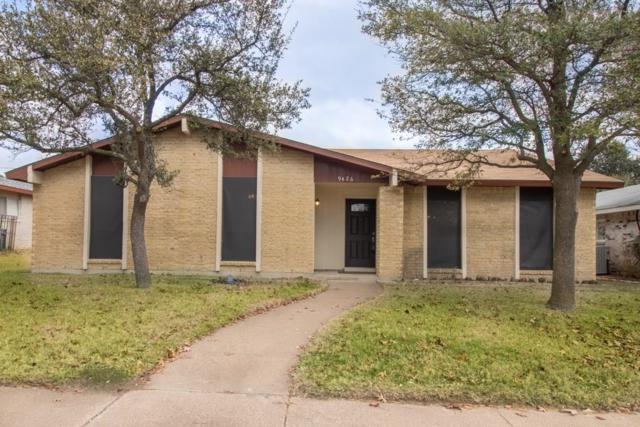 9426 Rolling Rock Lane, Dallas, TX 75238 (MLS #13756354) :: Team Hodnett