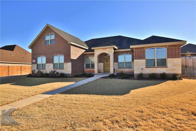 5241 Granite Circle, Abilene, TX 79606 (MLS #13756358) :: Team Hodnett