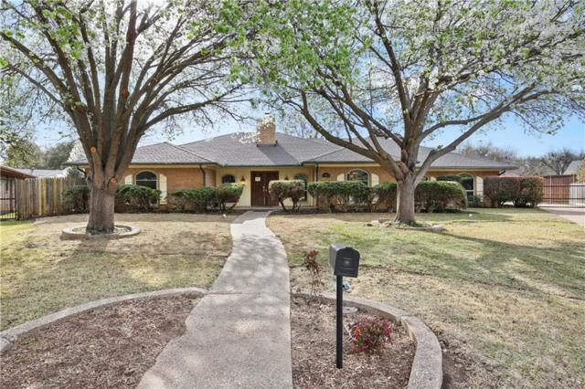 4651 Blue Sage Court, Fort Worth, TX 76132 (MLS #13756405) :: Kindle Realty
