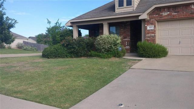 832 Cutting Horse Drive, Mansfield, TX 76063 (MLS #13756487) :: Pinnacle Realty Team