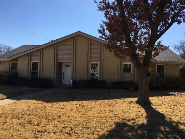 301 Forest Grove Drive, Richardson, TX 75080 (MLS #13756596) :: RE/MAX Town & Country