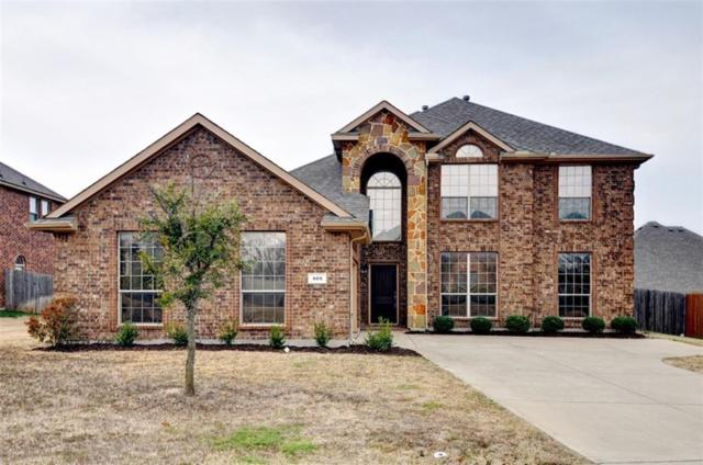 909 Kittery Drive, Desoto, TX 75115 (MLS #13756603) :: Pinnacle Realty Team