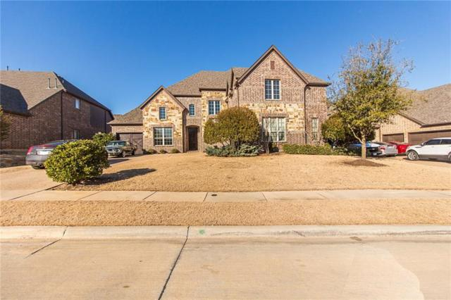1517 Sagebrush Trail, Keller, TX 76248 (MLS #13756701) :: Frankie Arthur Real Estate