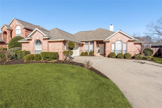 408 Montreal Drive, Hurst, TX 76054 (MLS #13756842) :: The Chad Smith Team