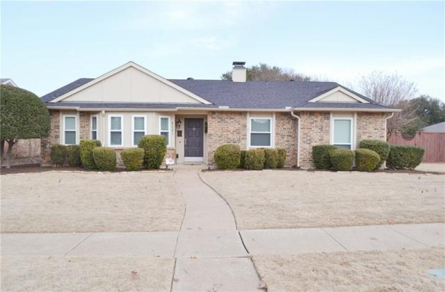 4501 Crowley Drive, Plano, TX 75093 (MLS #13756875) :: RE/MAX Town & Country
