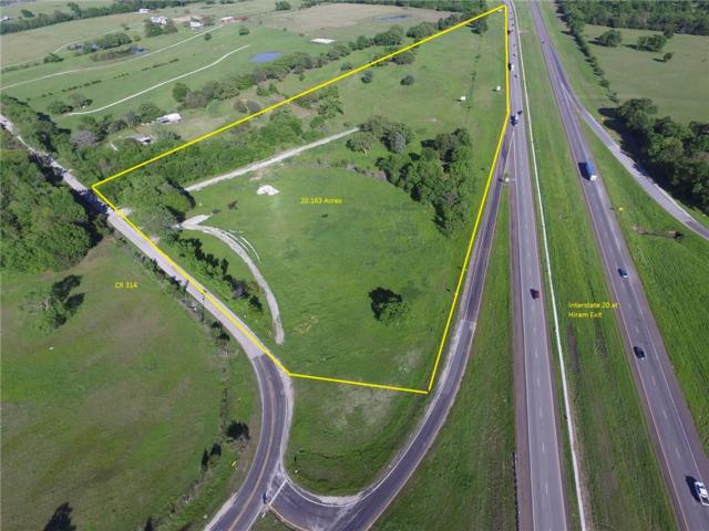 0 Cr 314, Terrell, TX 75161 (MLS #13756958) :: RE/MAX Town & Country