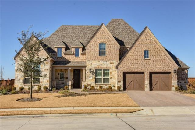 4011 Hollywood Park Court, Celina, TX 75009 (MLS #13757001) :: The Cheney Group