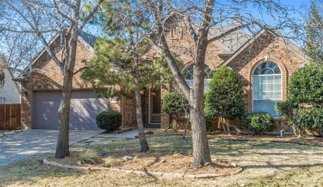1105 Tanglewood Lane, Flower Mound, TX 75028 (MLS #13757003) :: Frankie Arthur Real Estate
