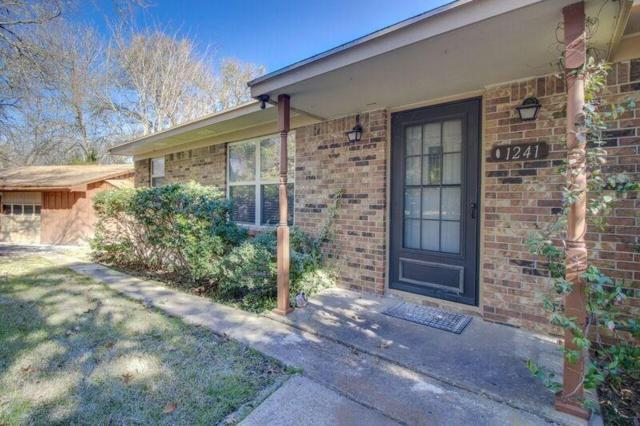 1241 Pratt Road, Red Oak, TX 75154 (MLS #13757031) :: Pinnacle Realty Team