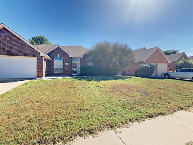 2206 Richmond Circle, Mansfield, TX 76063 (MLS #13757046) :: Team Hodnett
