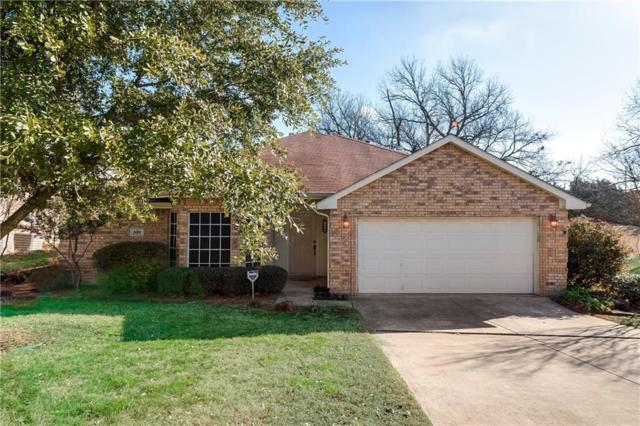 822 Burney Court, Cedar Hill, TX 75104 (MLS #13757239) :: Pinnacle Realty Team