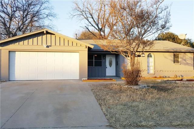 621 E Prairie View Road, Crowley, TX 76036 (MLS #13757247) :: The Mitchell Group