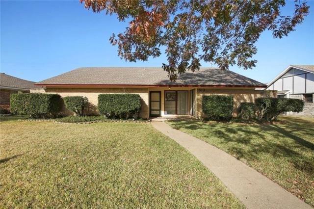 1813 Hanover Drive, Richardson, TX 75081 (MLS #13757248) :: Team Hodnett