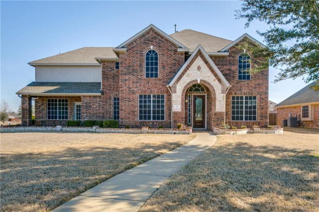 312 Wooded Glen Drive, Sunnyvale, TX 75182 (MLS #13757249) :: Exalt Realty