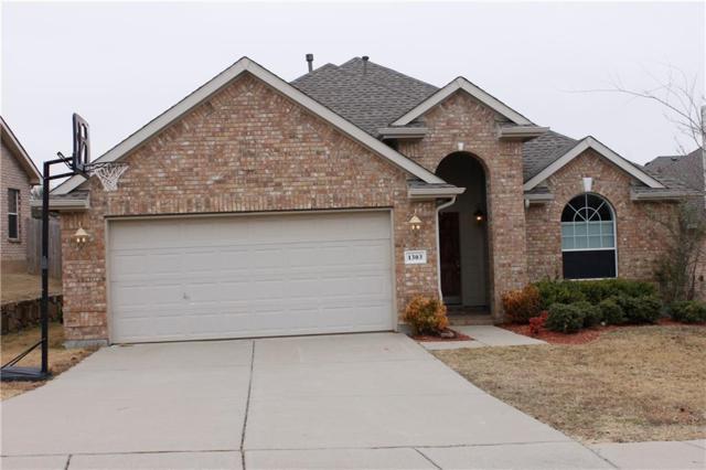 1303 Cedar Branch Drive, Wylie, TX 75098 (MLS #13757334) :: RE/MAX Town & Country