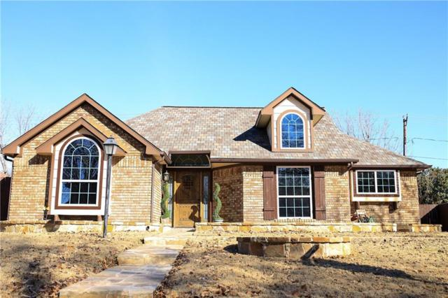 2744 Wentworth Drive, Grand Prairie, TX 75052 (MLS #13757392) :: Pinnacle Realty Team