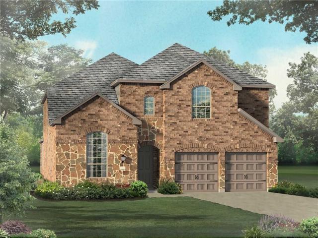 1640 Clinton Drive, Prosper, TX 75078 (MLS #13757424) :: Team Hodnett