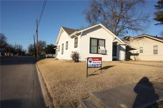609 Harvey Street, Gainesville, TX 76240 (MLS #13757444) :: Team Hodnett
