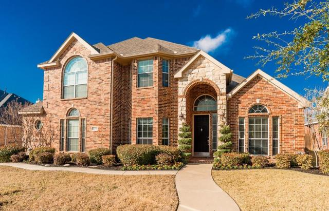 2511 Vista Ridge Drive, Mansfield, TX 76063 (MLS #13757462) :: Pinnacle Realty Team
