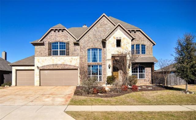 2261 Hideaway Point Drive, Little Elm, TX 75068 (MLS #13757463) :: The Cheney Group