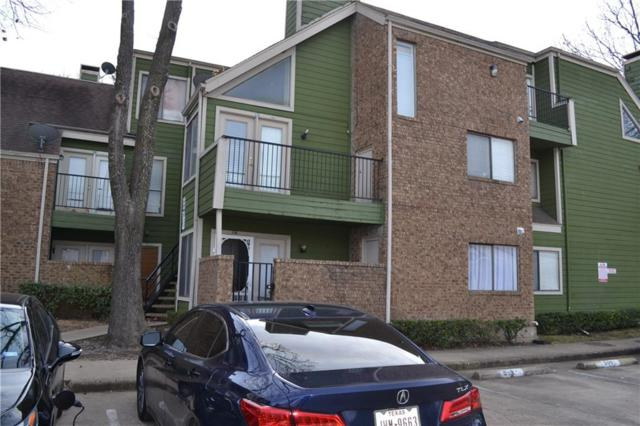 9803 Walnut Street #206, Dallas, TX 75243 (MLS #13757538) :: Frankie Arthur Real Estate