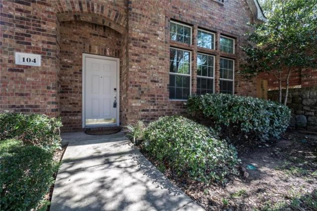 104 Constitution Drive, Euless, TX 76040 (MLS #13757551) :: The Chad Smith Team