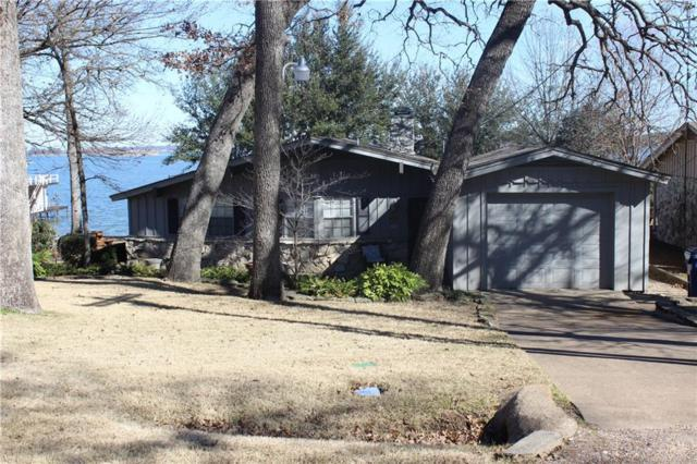 213 Lake Drive, Tool, TX 75143 (MLS #13757562) :: Team Hodnett