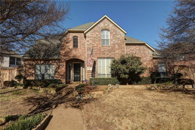 4601 Copper Mountain Lane, Richardson, TX 75082 (MLS #13757563) :: Team Hodnett