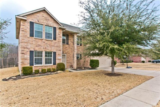 315 Crosscreek Drive, Wylie, TX 75098 (MLS #13757579) :: RE/MAX Town & Country
