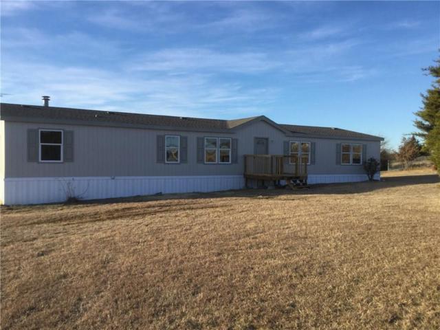 132 Bluff Heights Drive, Weatherford, TX 76085 (MLS #13757590) :: Team Hodnett
