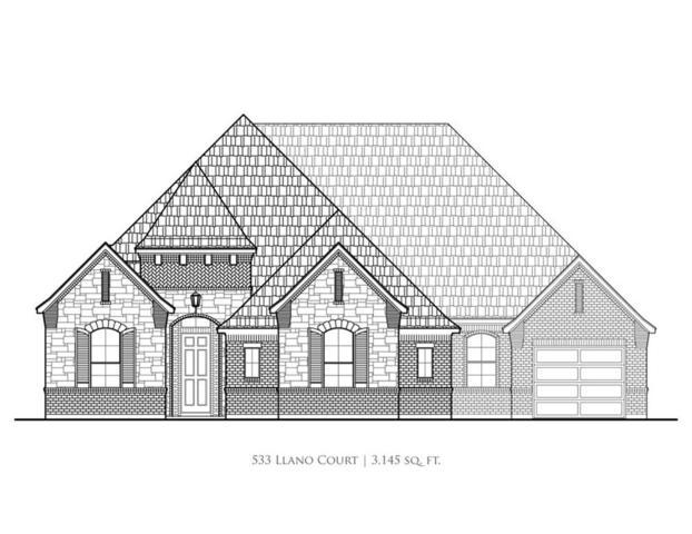 533 Llano Court, Keller, TX 76248 (MLS #13757628) :: The Holman Group