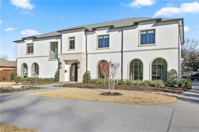 4215 Beechwood Lane, Dallas, TX 75220 (MLS #13757694) :: Robbins Real Estate Group
